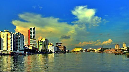 Neues Klima in Manila? <br/>Foto von neilalderney123