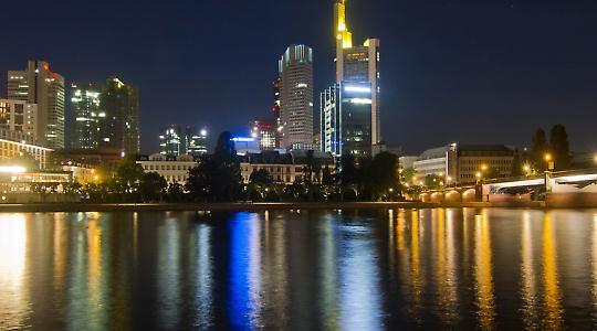 (Nicht) immer eine Reise wert: Frankfurt