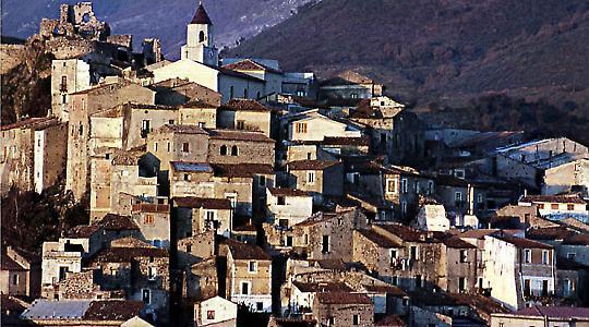 Ort in Kalabrien <br/>Foto von Giuseppe Quattrone