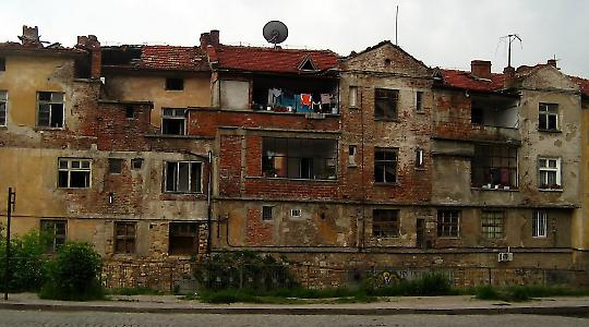 Siedlung in Bulgarien