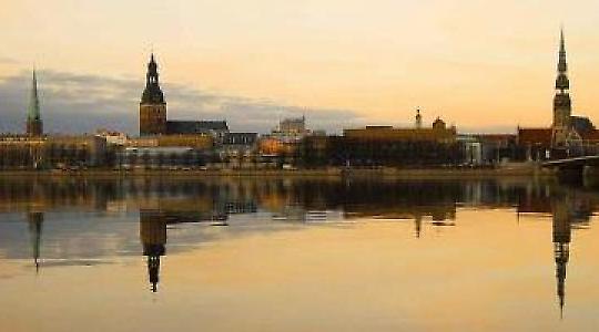 Riga <br/>Foto von Desmond Kavanagh