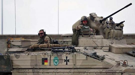 Marder-Schützenpanzer <br/>Foto von isafmedia