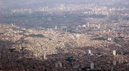 São Paulo in Brasilien <br/>Foto von von Downing Street