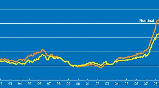 Lebensmittelpreisentwicklung: Die zweite Blase binnen 5 Jahren