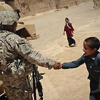 U.S. Army bei der Aufstandsbekämpfung <br/>Foto von ISAFMedia