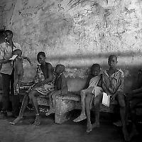 Medizinstation im Südsudan <br/>Foto von Dave Blume, flickr