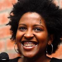 Die kenianische Bloggerin Ory Okolloh <br/>Foto von Gregor Rohrig