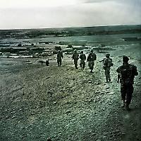 US-Soldaten in Helmand, Oktober 2010