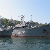 Russische Schiffe in Sewastopol <br/>Foto von Argenberg