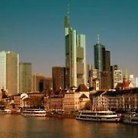 Frankfurt  <br/>Foto von swisscan