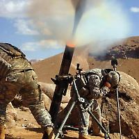 Amerikanische Soldaten in Afghanistan <br/>Jim Downen, Flickr