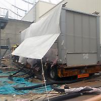Die improvisierte Stromversorgung im AKW Fukushima I fiel bereits mehrfach aus