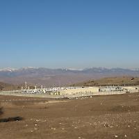 Pumpstation an der türkisch-georgischen Grenze <br/>Foto von Robert Thomson