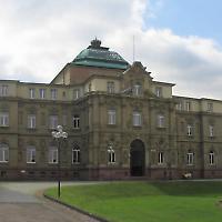 Der Bundesgerichtshof in Karlsruhe <br/>Foto von Kucharek