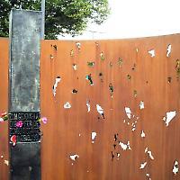 Denkmal auf der Theresienwiese in München