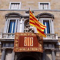 Riss durch Spanien