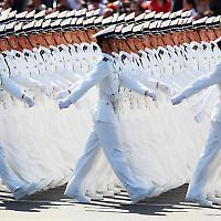 Parade zum 60. Jahrestag der Volkrepublik <br/>Foto von Alex, Flickr