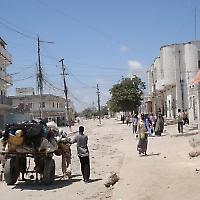 Flucht aus Mogadischu 2007