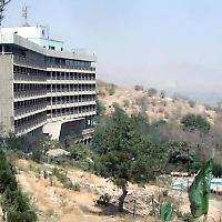 Ziel einer der jüngsten Anschläge: Das Intercontinental in Kabul