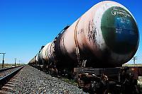 Öltransport in Kasachstan